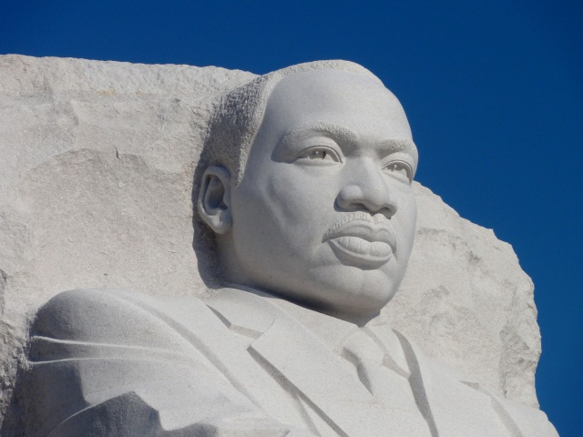 1MLK sculpture