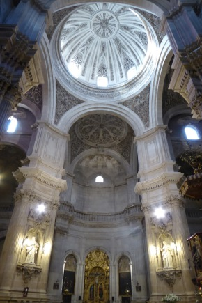 Cathederal in Granada