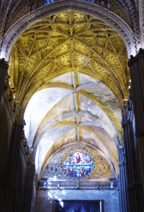 Sevilla cathederal 2